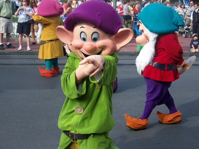 Are YOU Dopey? Photo credit: www.talkdisney.com