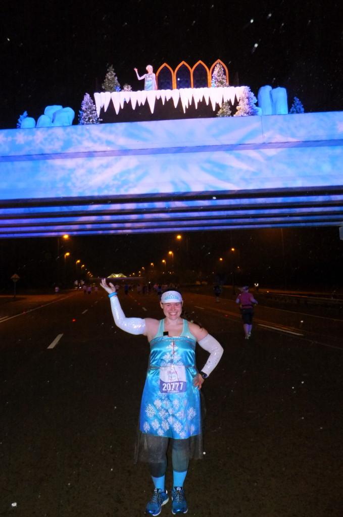 Channeling my inner Elsa